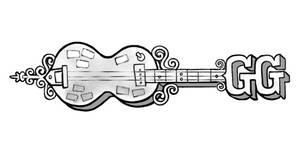 Goofy Goober guitar