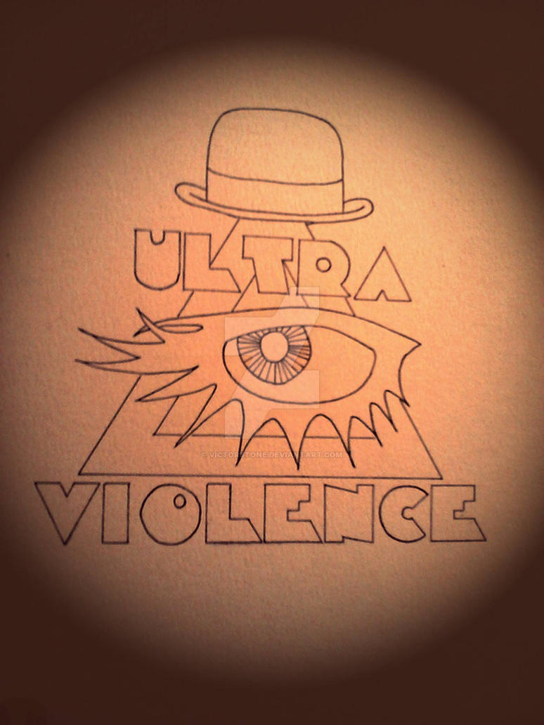 A clockwork orange tattoo by victorstone on deviantart for Clockwork orange tattoo