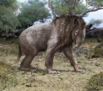 Homalodotherium