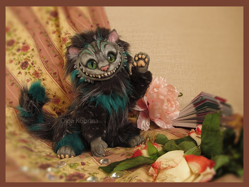 Cheshire cat by olllga81