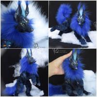 Raytzu wolf by olllga81