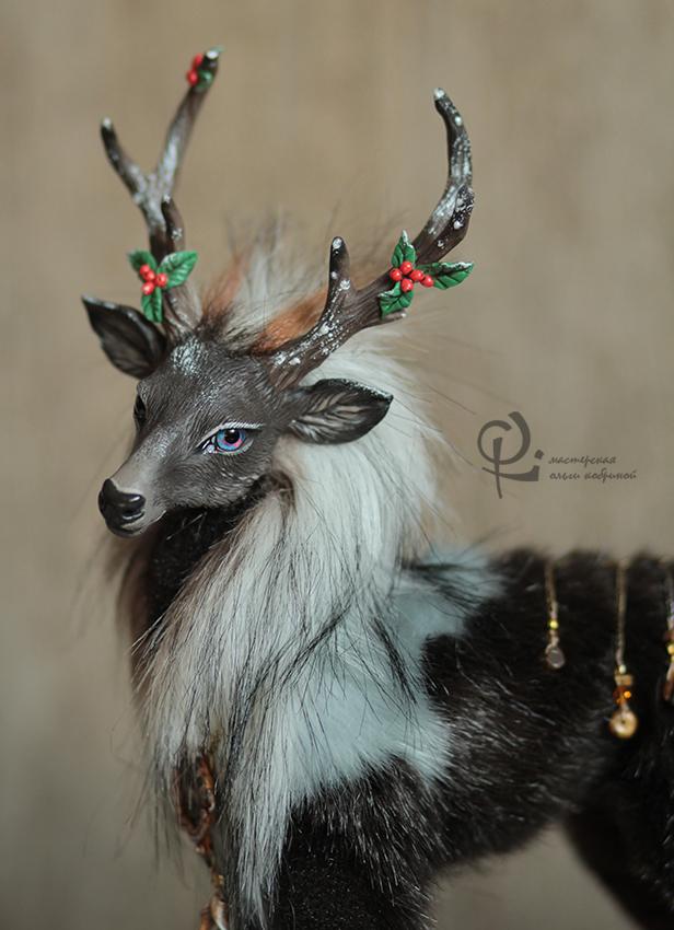 Deer by olllga81