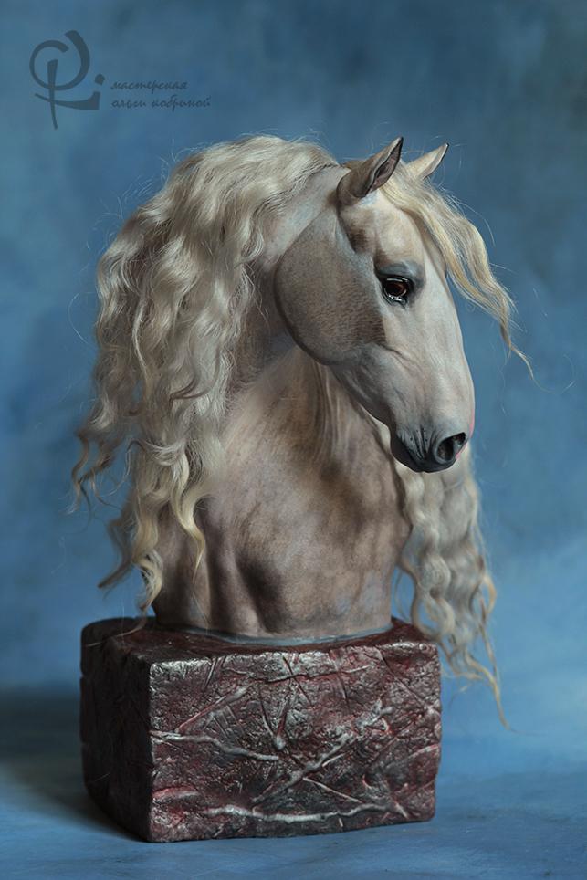 Andalusian horse. by olllga81
