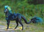 Dragon horse by olllga81