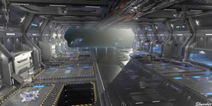 Hangar 4 Sation SCS-Pollux