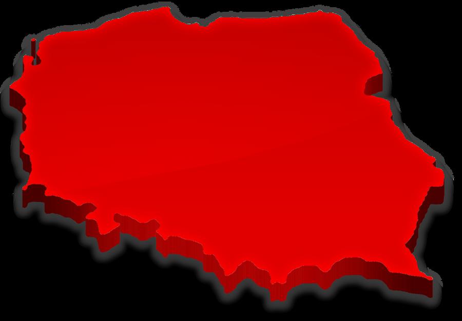 Slikovni rezultat za poland map red