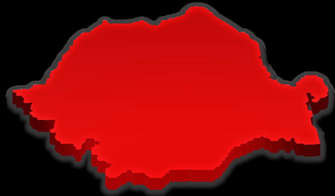 Slikovni rezultat za romania map red