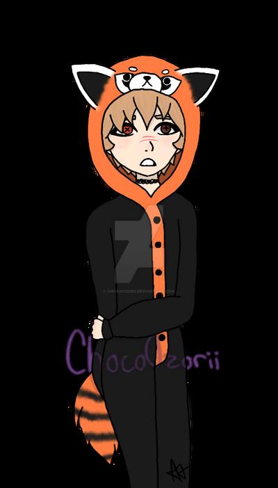 Random oc by ChocoOzorii