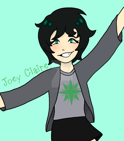 Joey Claire (Hiveswap) by ChocoOzorii