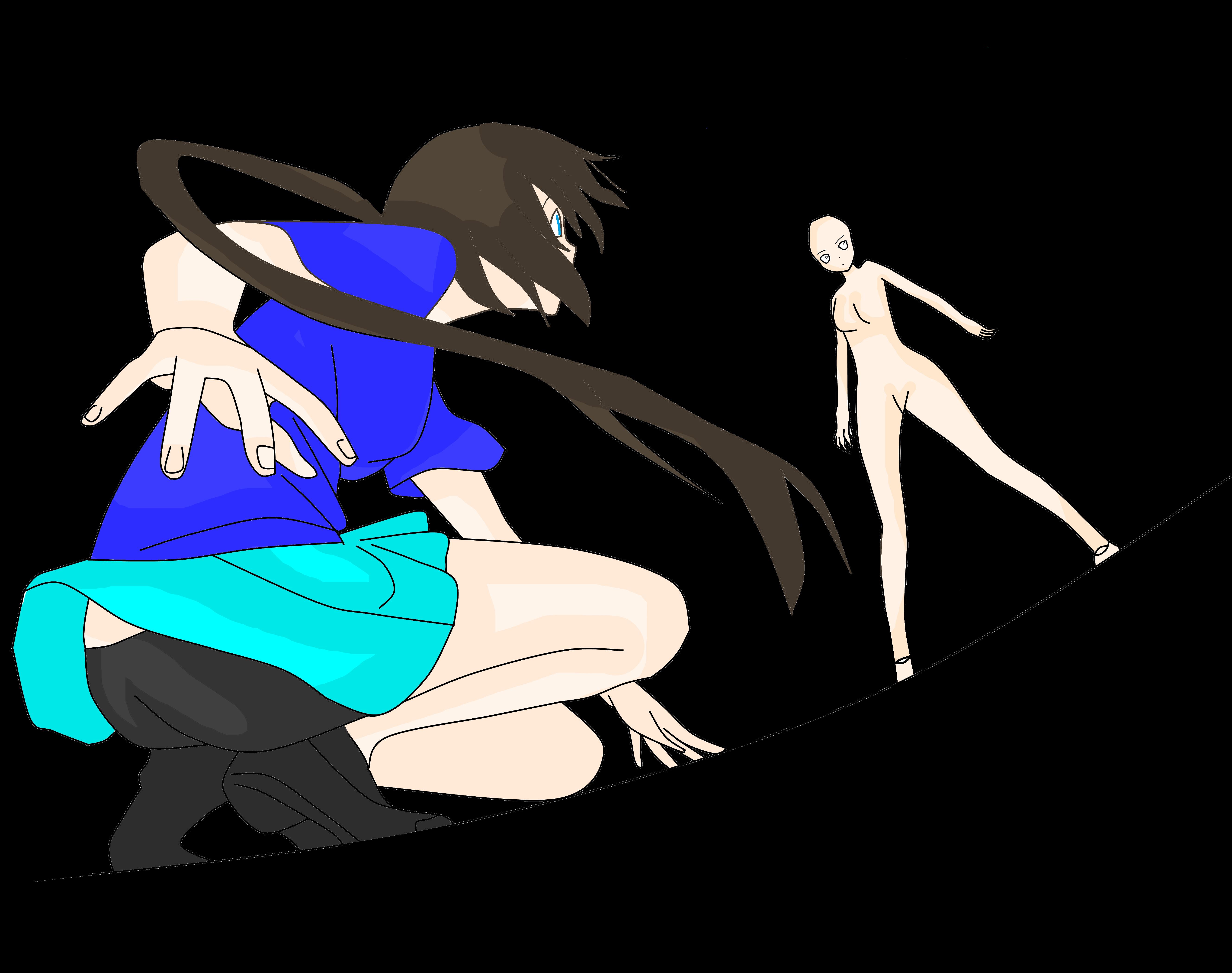 :.Collab.: fight with Saraeia by Saraeia on DeviantArt
