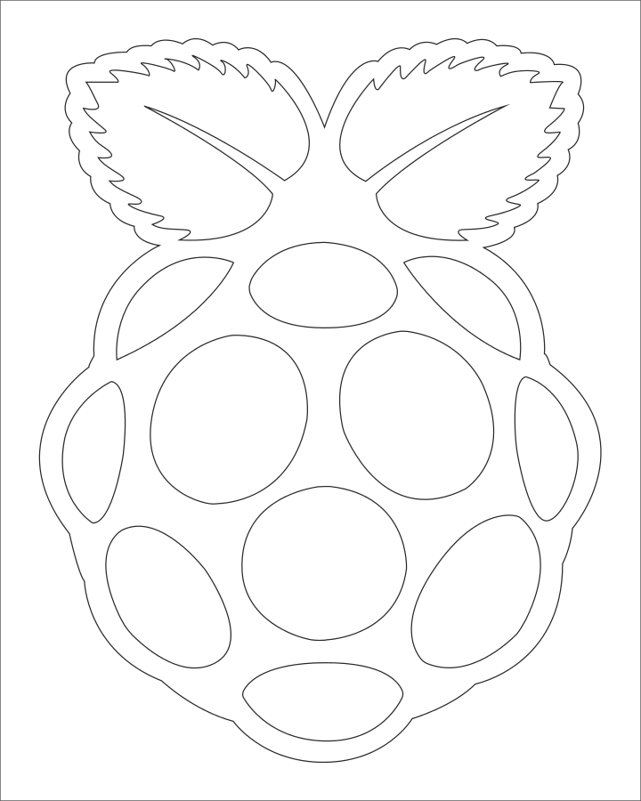Raspberry Pi Logo Vector Raspberry pi logo vector byRaspberry Pi Logo Transparent