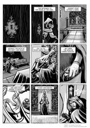 Miracle Worker Page 01 by AndreIllustrates