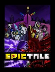 Epictale Season One Cover by Balshumet