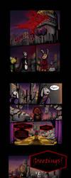 Epictale! Comic Scene Five by Balshumet