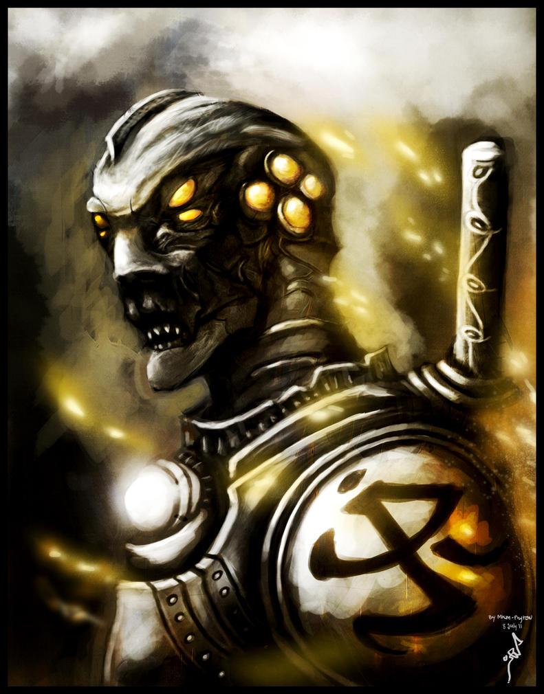 ::-Stalker Alien-:: by Kahar-Mirzani