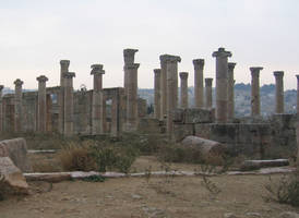 Roman Ruins 34 by 3-sisters-stock