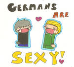 Germans are SEXY