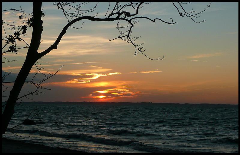 Baltic-Sea summer evening by jchanders