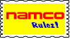 Namco Rulez Stamp by Hotrod89