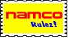 Namco Rulez Stamp by Hotrod89
