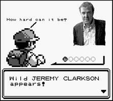Wild Jeremy Clarkson appears by Hotrod89