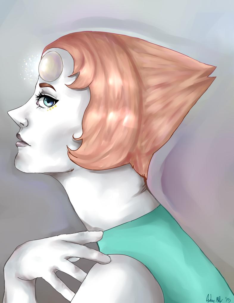 Pearl by polka-dork