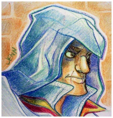 Crayon Ezio by y2jenn