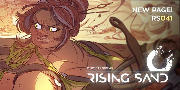 Rising Sand 041 by y2jenn