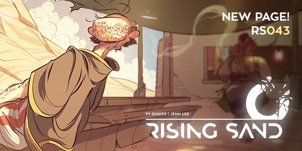 Rising Sand 043 by y2jenn