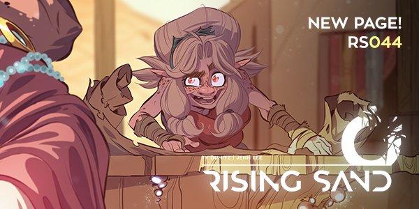 Rising Sand 044 by y2jenn
