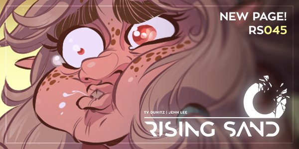 Rising Sand 045 by y2jenn