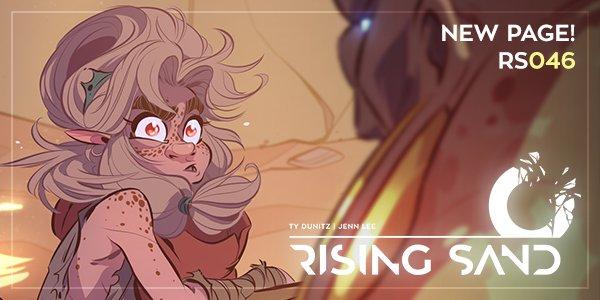 Rising Sand 046 by y2jenn