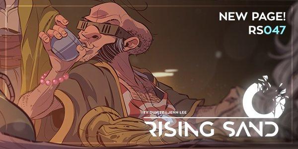 Rising Sand 047 by y2jenn
