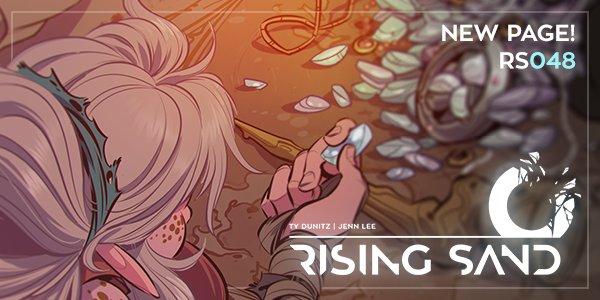 Rising Sand 048 by y2jenn