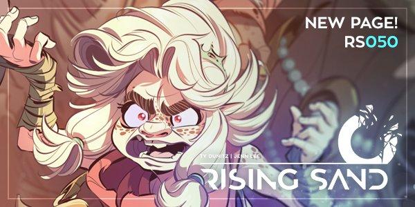 Rising Sand 050 by y2jenn