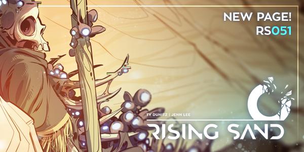 Rising Sand 051 by y2jenn