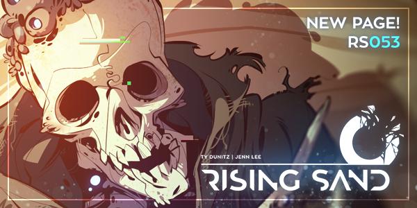 Rising Sand 053 by y2jenn