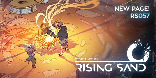 Rising Sand 057 by y2jenn
