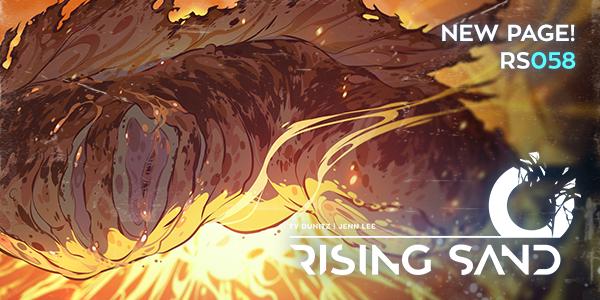 Rising Sand 058 by y2jenn