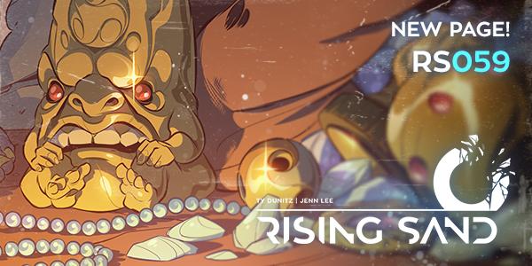 Rising Sand 059 by y2jenn