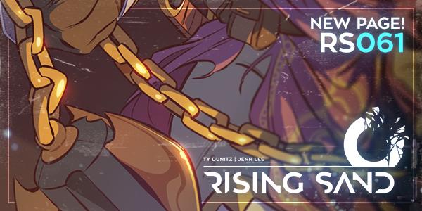 Rising Sand 061 by y2jenn