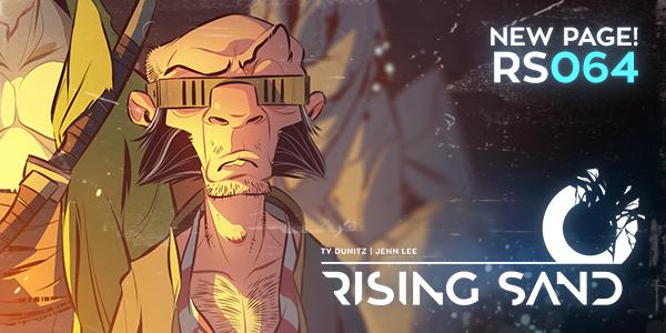 Rising Sand 064 by y2jenn