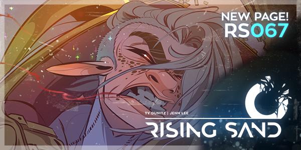 Rising Sand 067 by y2jenn