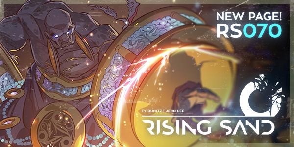 Rising Sand 070 by y2jenn