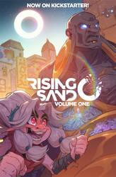 Rising Sand - KICKSTARTER! by y2jenn