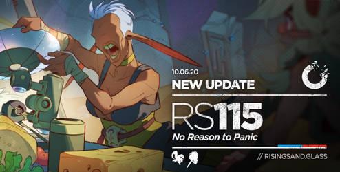 Rising Sand 115