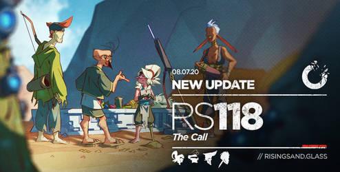 Rising Sand 118