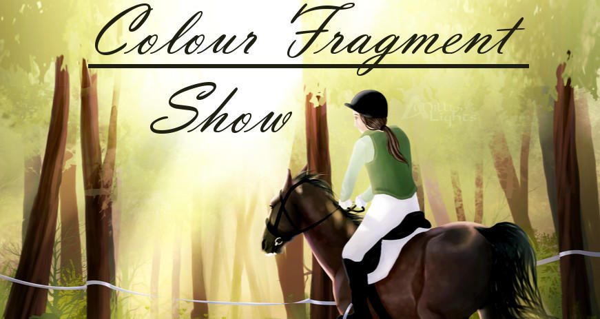 Colour Fragment Show-Banner by AMillionLights