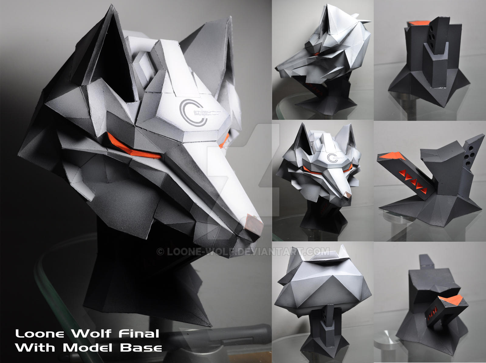 Loone-Wolf Final v1.0 by Loone-Wolf