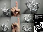 mechanical hand WIP
